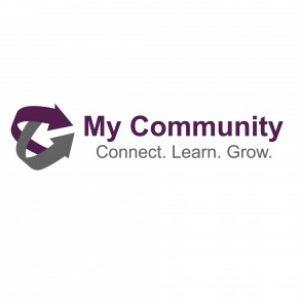 Company logo of My Community Webinars
